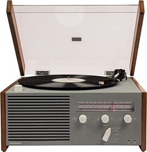Crosley Otto Belt-Drive 4-In-1 Turntable Center