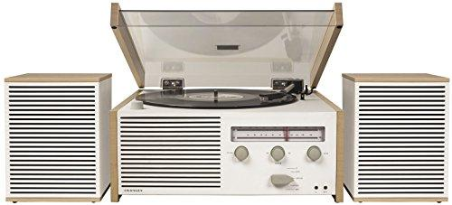 Crosley Switch II Belt-Drive 4-In-1 Turntable System