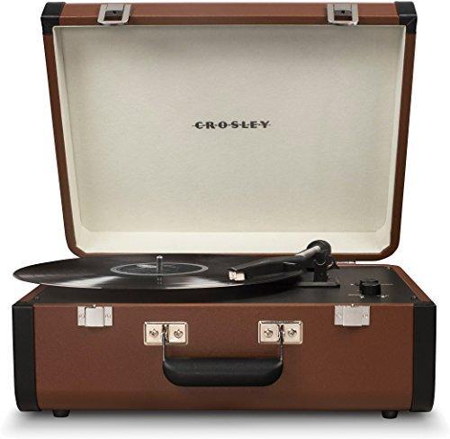 Crosley Portfolio Vintage 2-Speed Bluetooth Turntable