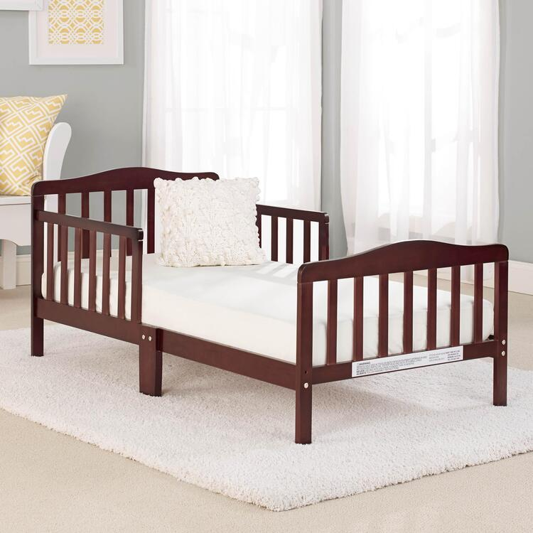 Contemporary Design Toddler Bed