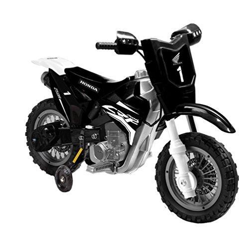 Honda CRF250R Dirt bike 6V - Black