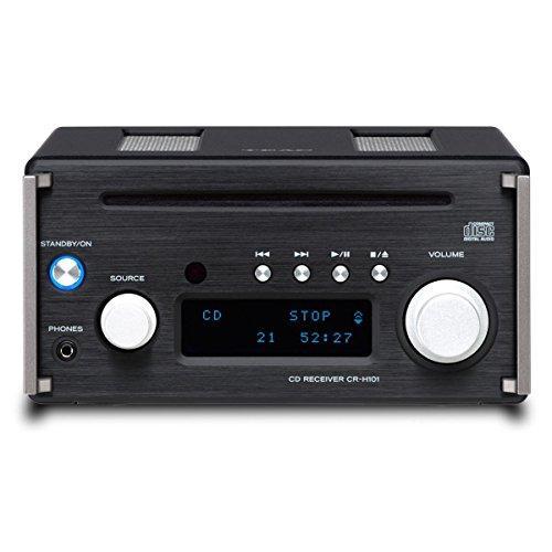 CD Recorder for Hi Res Black