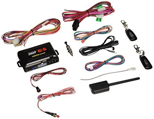 CRIMESTOPPER RS-1G5 Cool Start(TM) 1-Way Single-Button Remote Start with Unlock System