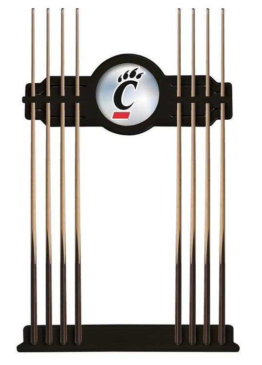 Cincinnati Cue Rack in Black Finish