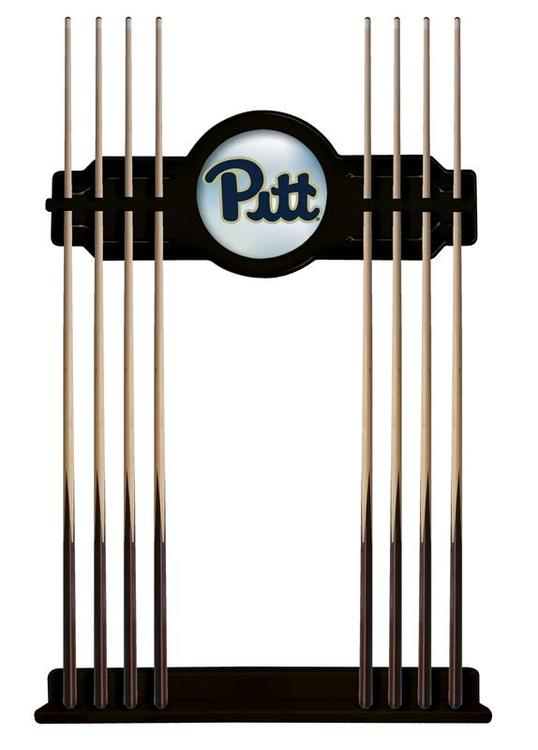 Pitt Cue Rack in Black Finish