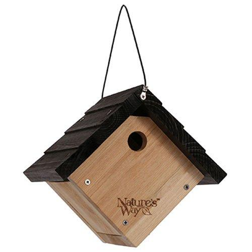 Cwh1 Hanging Bird House