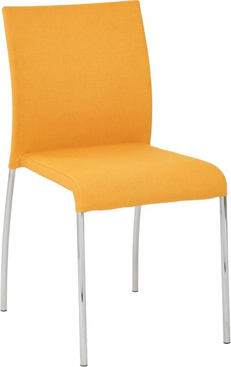 Conway Stacking Chair in Nugget Fabric