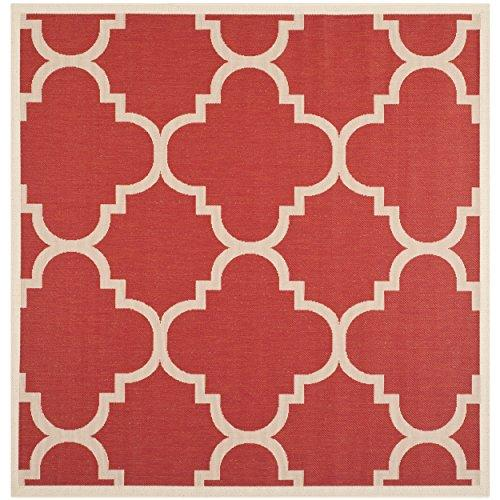 Transitional Rug - Courtyard 6000 Polypropylene -Red