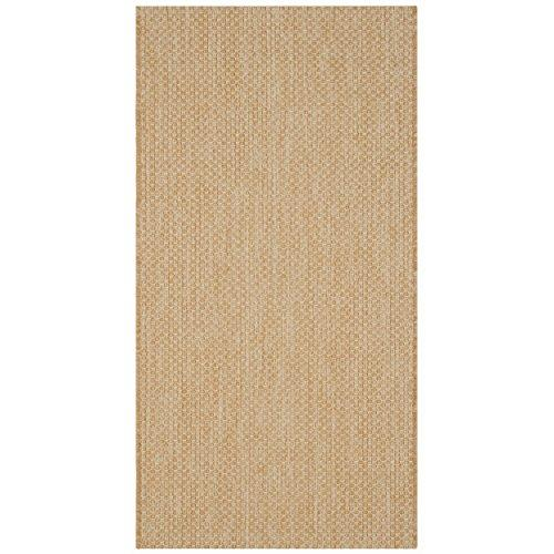 Transitional Rug - Courtyard Polypropylene -Natural/Cream Style-B