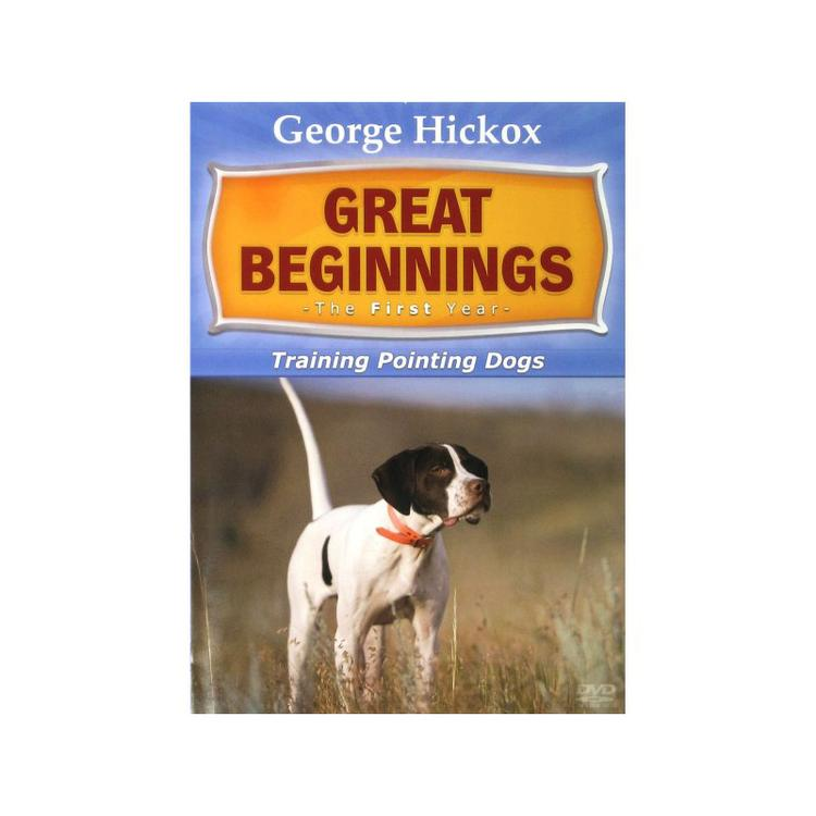 Great Beginning: The First Year- Pointing Dogs Dvd