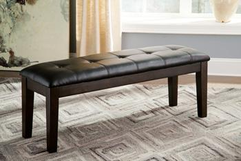 Haddigan Upholstered Dining Room Bench