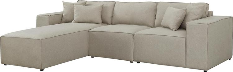 Lilola Home Harvey Sofa with Reversible Chaise
