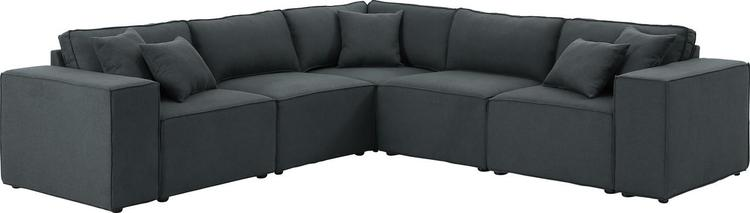 Lilola Home Jenson Modular Sectional Sofa [Item # D6017-2]