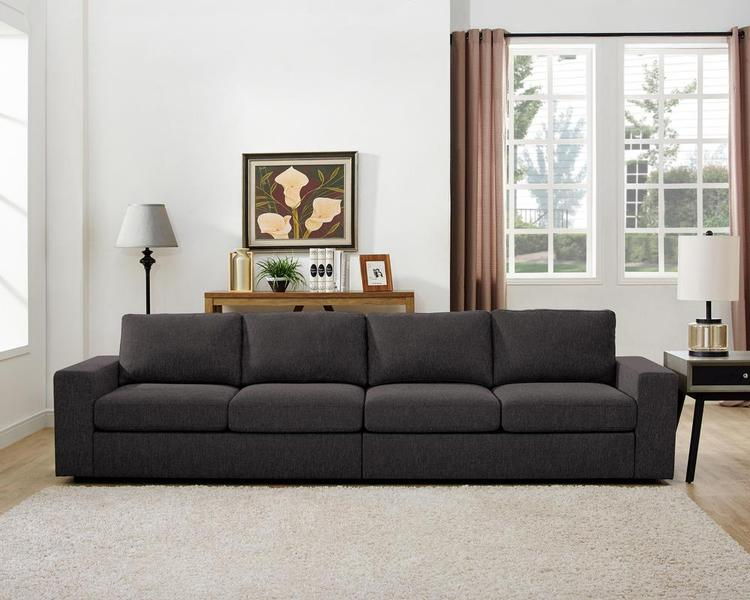 Lilola Home Jules 4 Seater Sofa [Item # D6201-11]