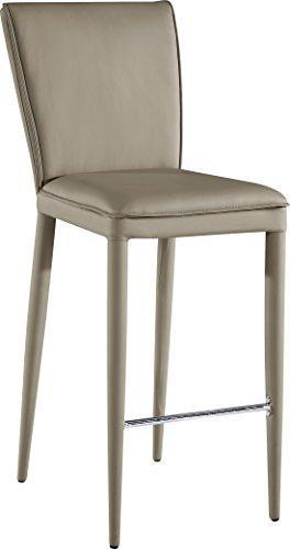 Global Furniture Bar Stool Taupe Pu