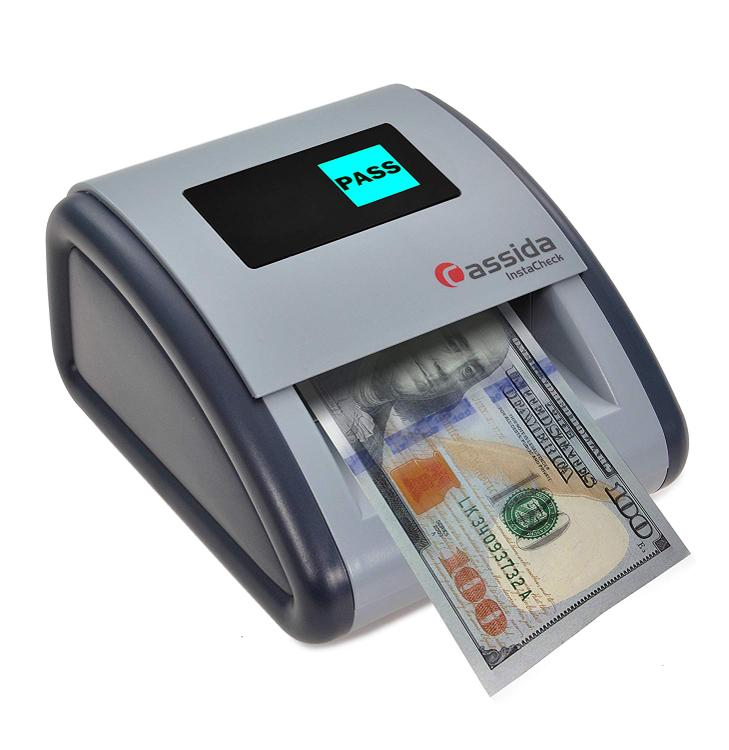 Cassida Instacheck Pass or Fail Counterfeit Detector