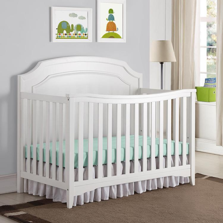 Baby Relax Lakeley 4 In 1 Convertible Crib