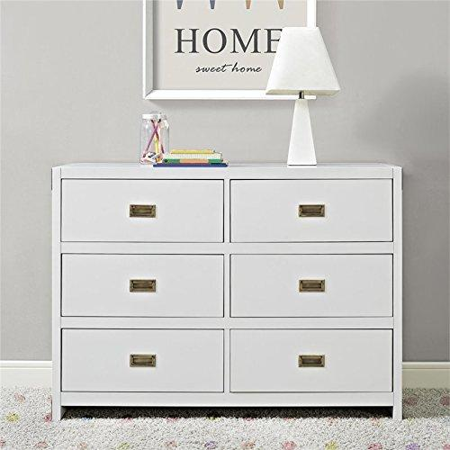 Baby-Relax Baby Relax Miles 6-Drawer Dresser