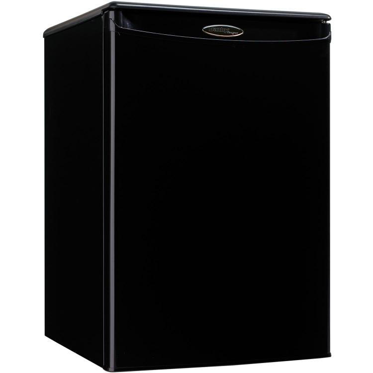 Danby Designer Energy Star 2.6-Cu. Ft. Compact All Refrigerator in Black