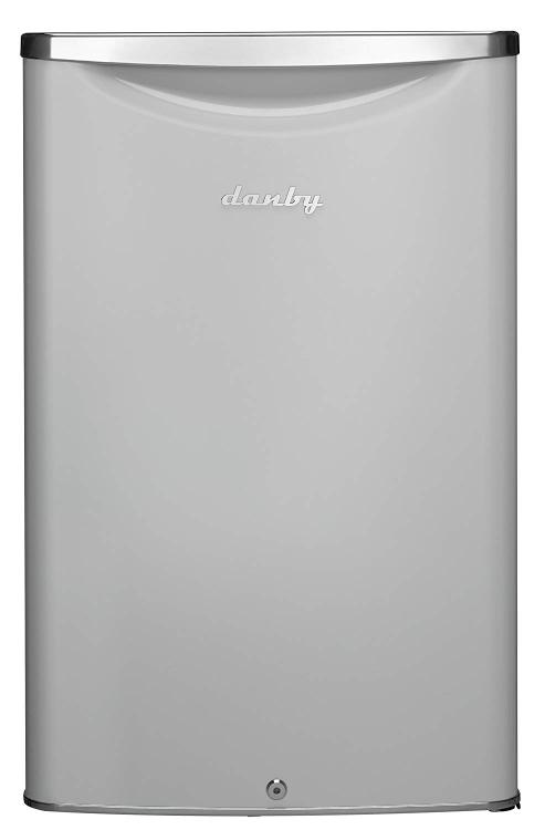 Danby Contemporary Classic 4.4-Cu. Ft. Compact All Refrigerator in Pearl Metallic White