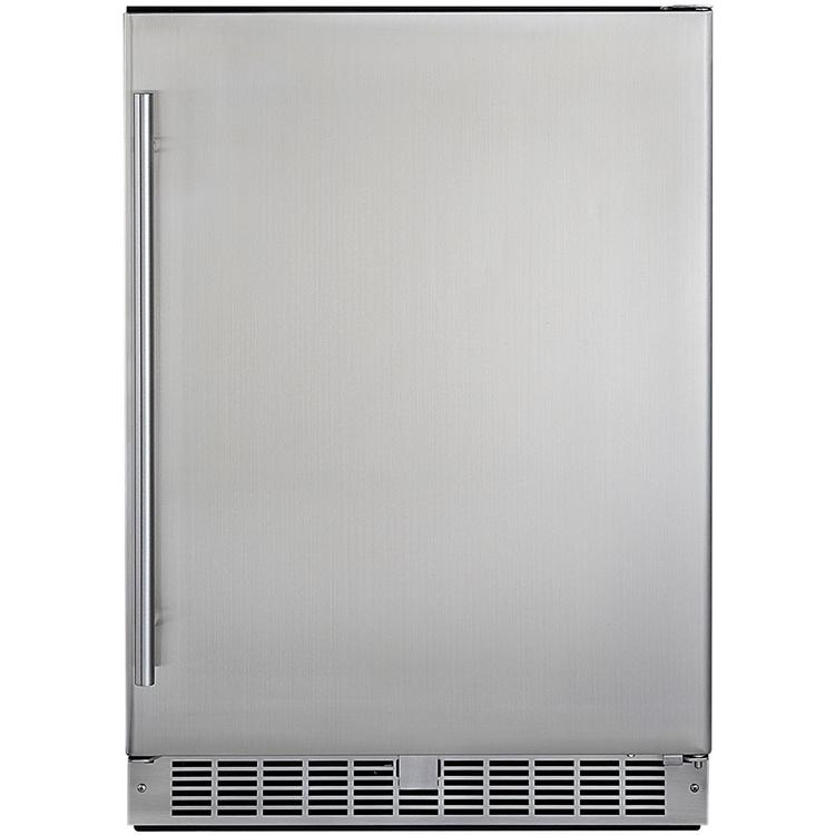 Silhouette Professional Energy Star Outdoor All Refrigerator, Stainless Steel