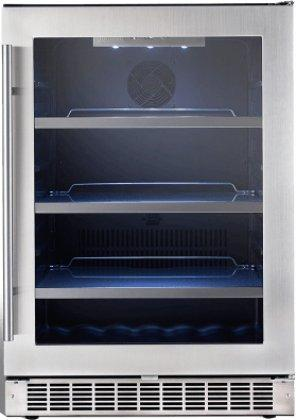 Danby DBC056D4BSSPR 5.6 Cu. Ft. Built-In Beverage Center