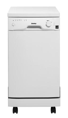 DDW1801MWP 8 Place Setting Dishwasher