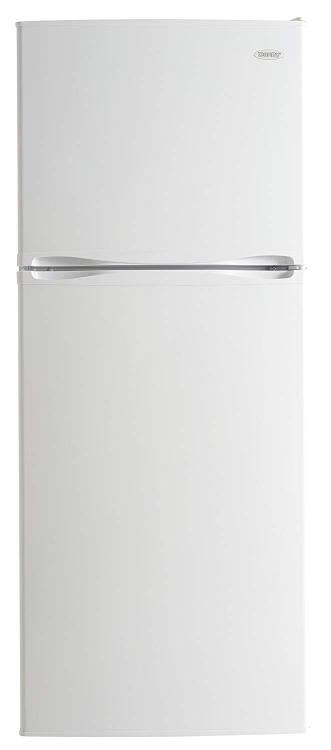 Danby 12.3-Cu. Ft. Frost-Free Refrigerator with Top-Mount Freezer in White