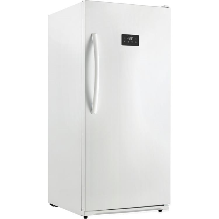 Danby Energy Star 13.8-Cu. Ft. Frost-Free Upright Freezer in White