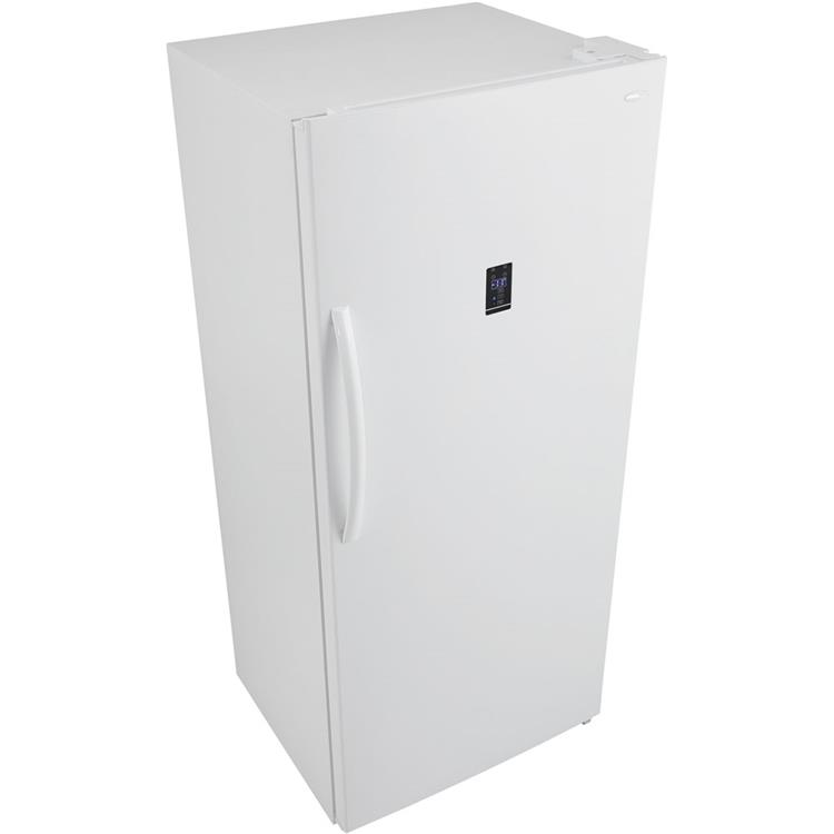 Danby Energy Star 21-Cu. Ft. Upright Convertible All Fridge / All Freezer in White