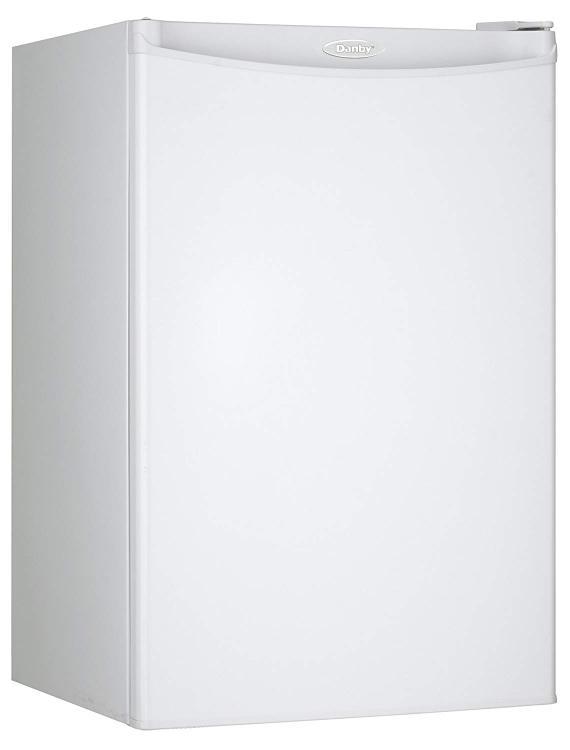 Danby 3.2-Cu. Ft. Upright Freezer in White