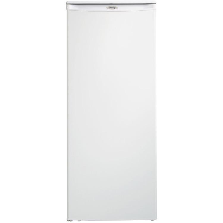 Energy Star 8.2 Cu. Ft. Upright Freezer - White