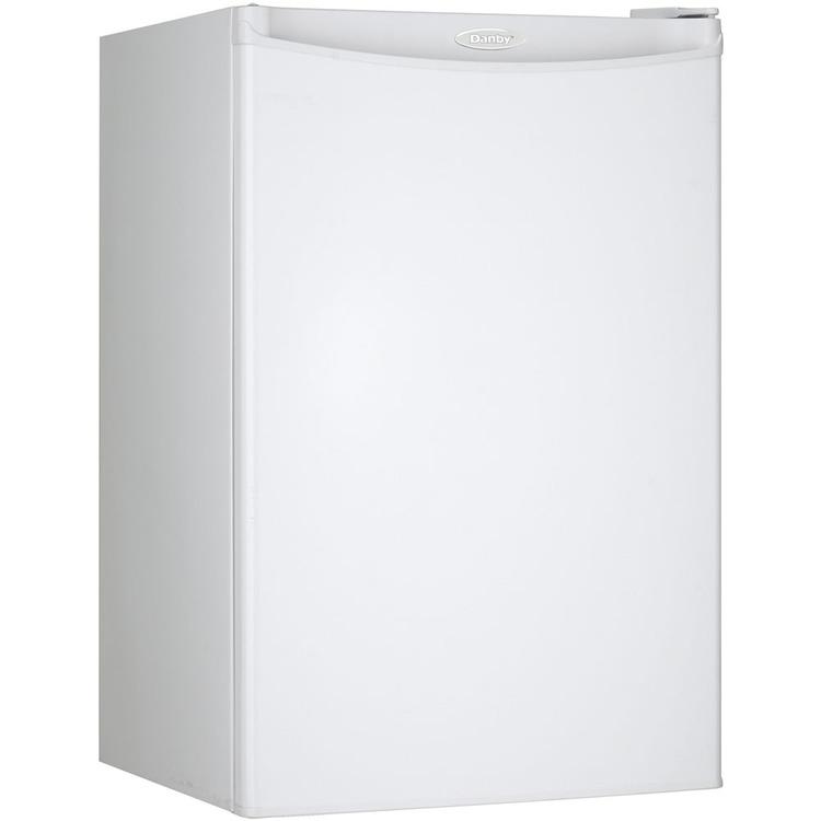 3 Cu. Ft. Upright Freezer - White