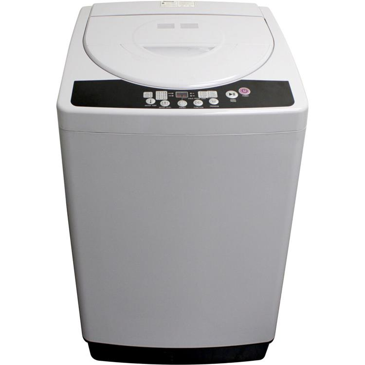 Danby 2.11-Cu. Ft. Portable Top-Load Washing Machine in White