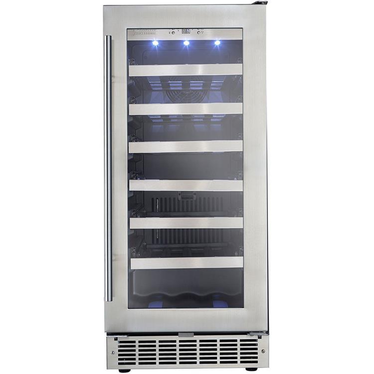 Danby Professional 34 Bottle Built-In Wine Cooler