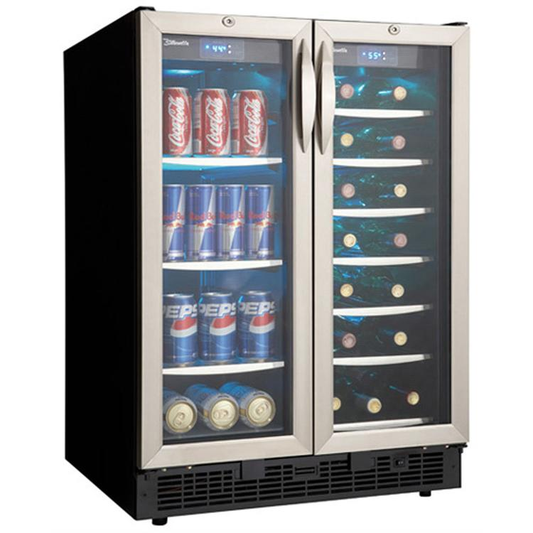 Danby DBC2760BLS 5.0 Cu. Ft. Silhouette Beverage Center