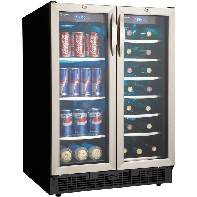 Danby DBC2760BLS 5.0 Cu. Ft. Silhouette Beverage Center
