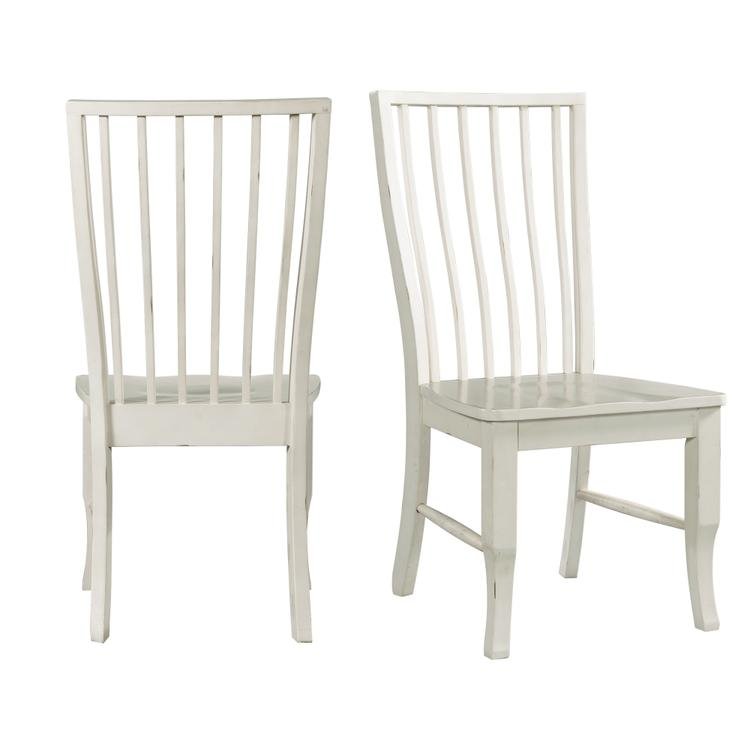 Picket House Furnishings Cayman Side Chair Set [Item # DBS700SCE]