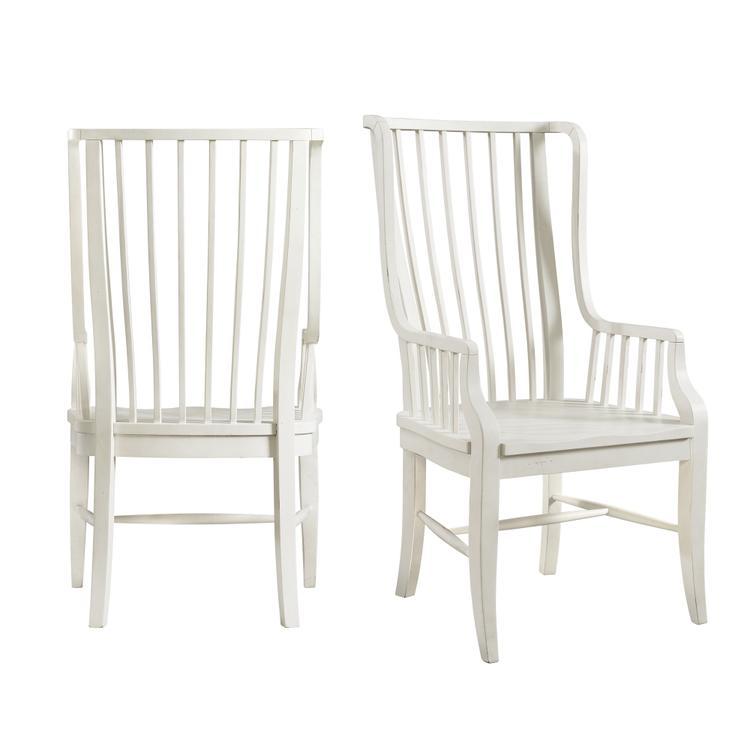 Picket House Furnishings Cayman Windsor Side Chair Set [Item # DBS750SCE]