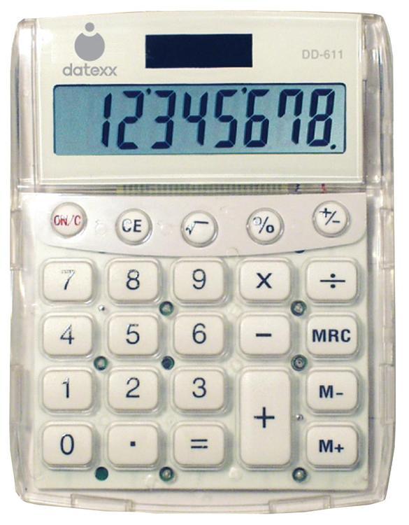 Dd-611 Calc Desktop Big Nbr