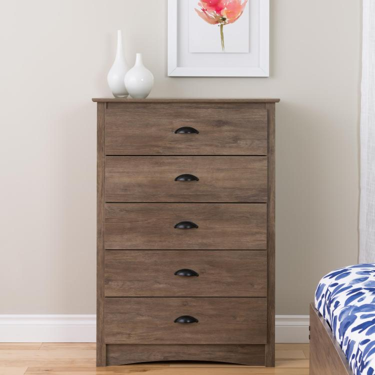 Salt Spring 5-Drawer Dresser