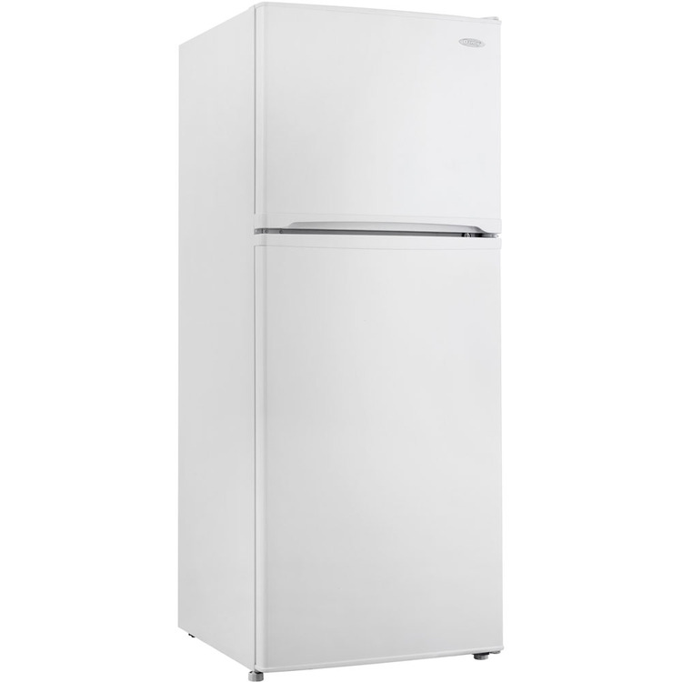 Energy Star 10 Cu. Ft. Frost-Free Mid-Size Refrigerator with Top Mount Freezer - White