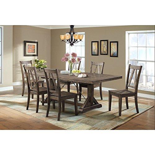 Picket House Furnishings Flynn 7 Piece Dining Set [Item # DFN100S7PC]