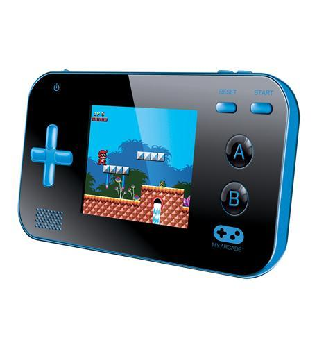 My Arcade Portable 220 Games Blue/Black
