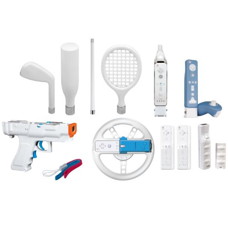 Wii 15 in 1 Player Kit