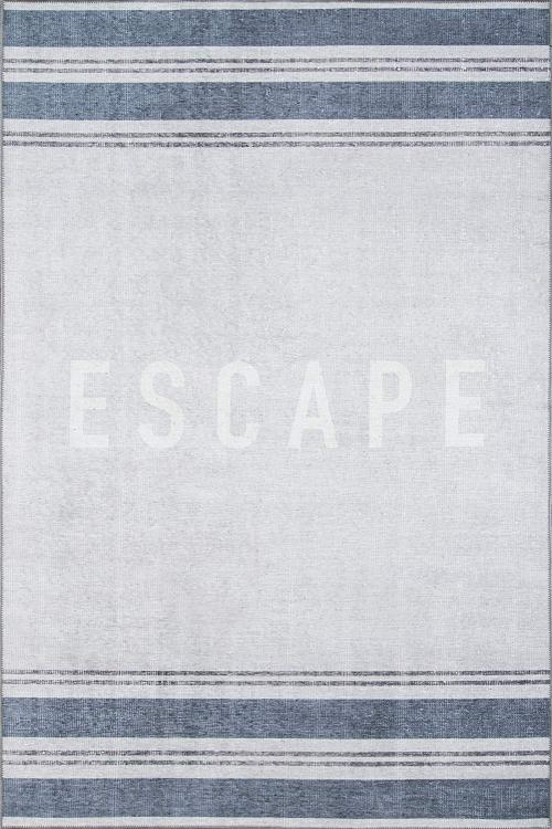 Novogratz District Collection Escape Area Rug, 7'6