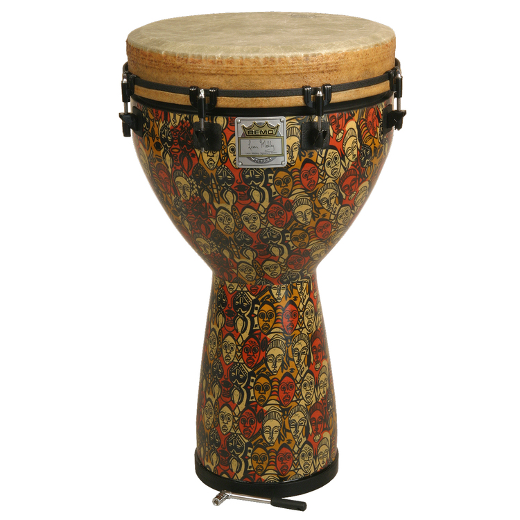 Remo Key-Tuned Djembe 14