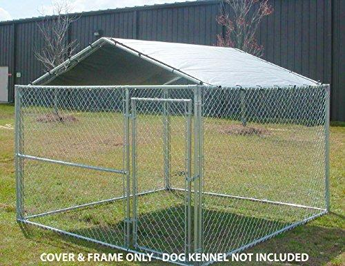 King Canopy 10' X 10' Kennel Cover
