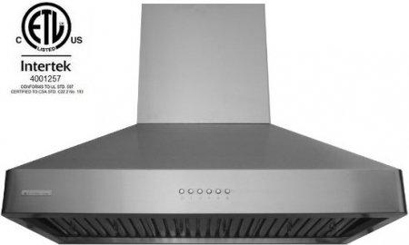 XtremeAir Deluxe Series Wall Mount Range Hood