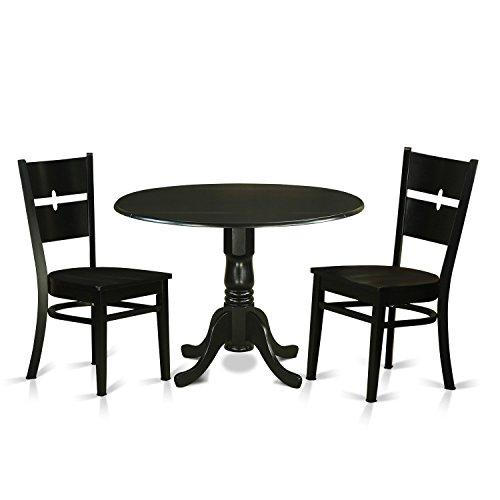 Dining Room Set - Small Kitchen Table And Dinette Chairs